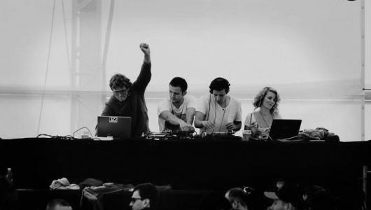 Gvidas B, Pakas and Billly Cristal @ Satta Festival, Sventoji
