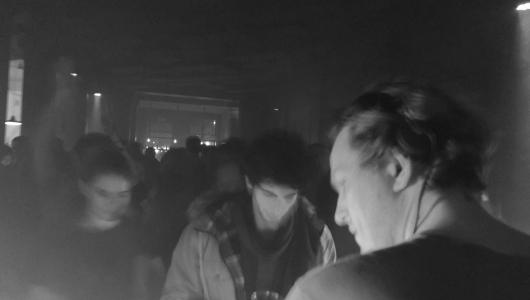 gvidas-at-partyzanai-pop-showcase-in-kablys-club-2017