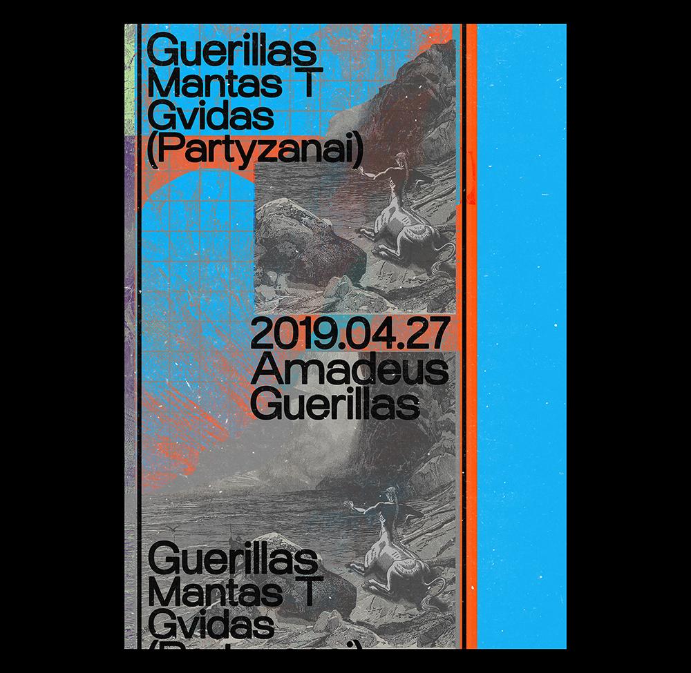 guerillas-partyzanai-amadeus