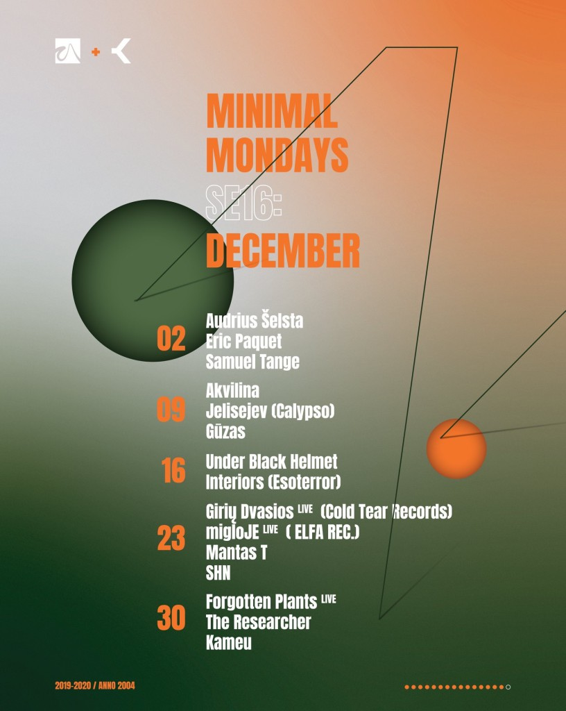 minimal-mondays-december-2019