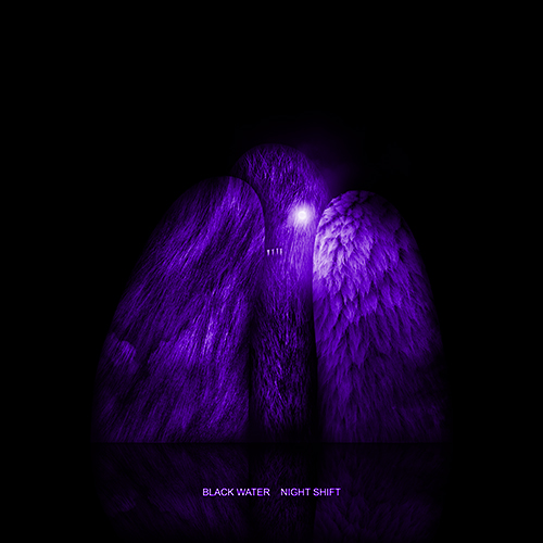 [PZ025] BLACK WATER - Night Shift (Album) - news