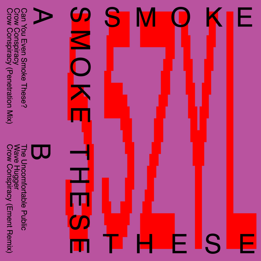 PPP014_5ZYL_SMOKE THESE_EP-cover